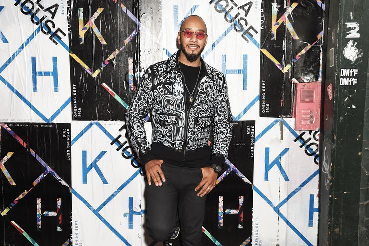 Swizz Beatz at Kola House Opening Party