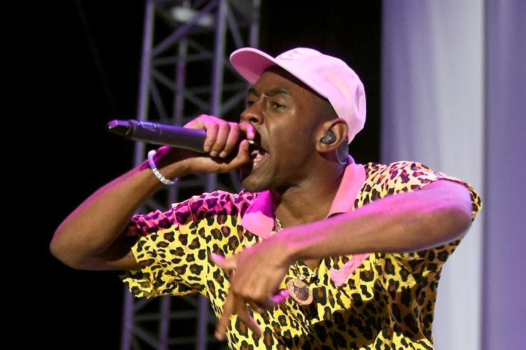 Tyler, the Creator's 5th Annual Camp Flog Gnaw Carnival