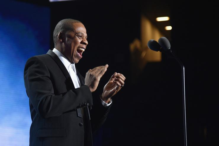 Jay-Z's New Album Now Certified Platinum