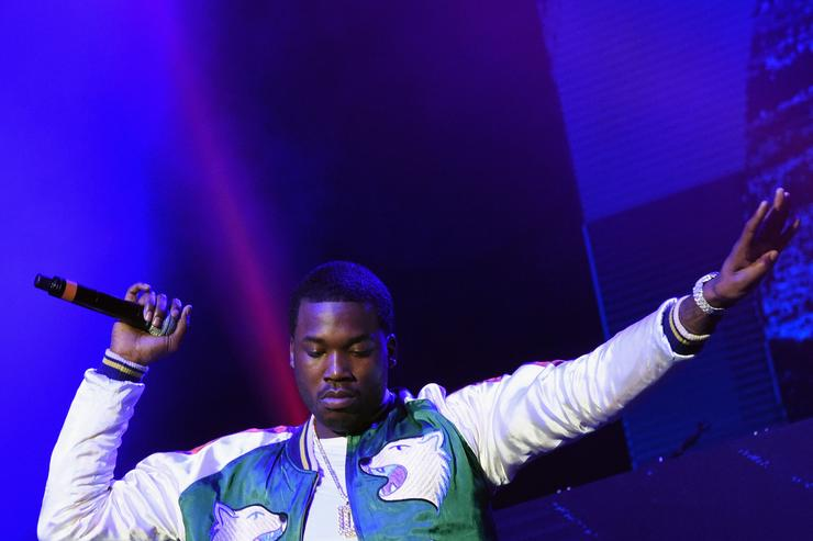 Meek Mill Wants Everyone to Know the Real Meaning of an 'L'
