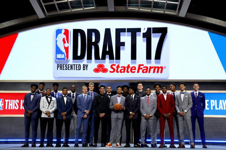 National Basketball Association rookies think Lonzo Ball and Jayson Tatum have brightest futures