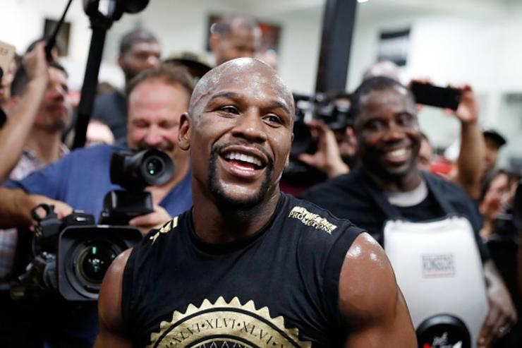 Showtime not hopeful Mayweather-McGregor will set PPV record